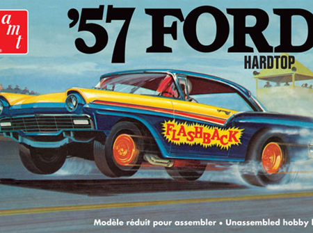 AMT 1/25 1957 Ford Hardtop