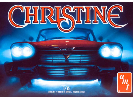 AMT 1/25 1958 Plymouth Christine Car (AMT801)