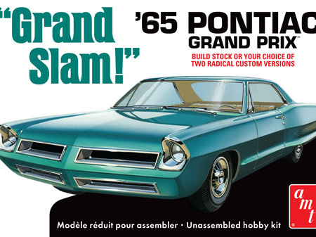 "AMT 1/25 1965 Pontiac Grand Prix ""Grand Slam"""