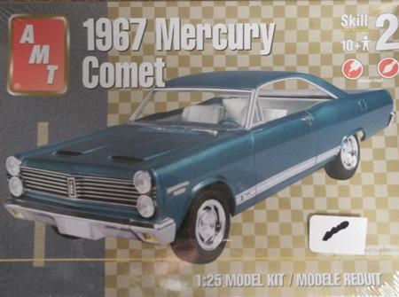 AMT 1/25 1967 Mercury Comet (AMT38144)