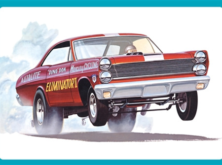 AMT 1/25 1967 Mercury Cyclone Eliminator II (Dyno Don Nicholson) (AMT1151)