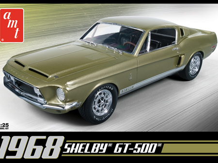 AMT 1/25 1968 Shelby GT-500 (AMT634)