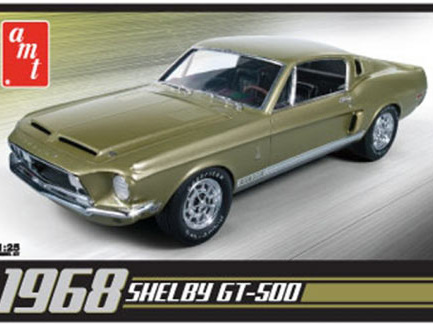 AMT 1/25 1968 Shelby GT500