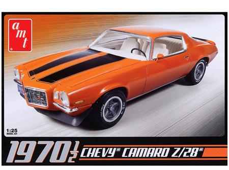AMT 1/25 1970 1/2 Camaro Z28 (AMT635)