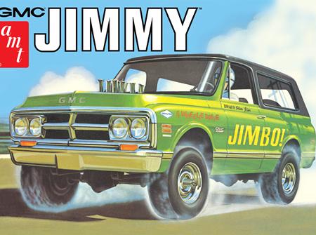 AMT 1/25 1972 GMC Jimmy (AMT1219)