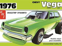 AMT 1/25 1976 Chevy Vega Funny Car (AMT1156)