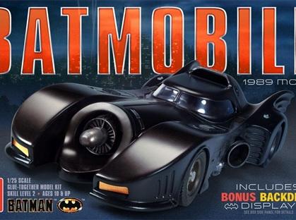AMT 1/25 1989 Batmobile (AMT935)