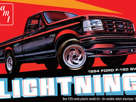 AMT 1/25 1994 Ford F-150 Lightning Pickup