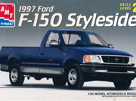 AMT 1/25 1997 Ford F-150 Styleside