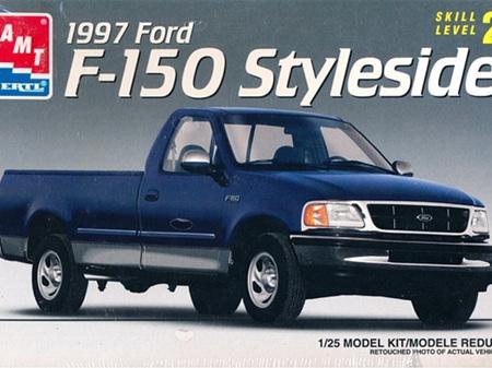 AMT 1/25 1997 Ford F-150 Styleside