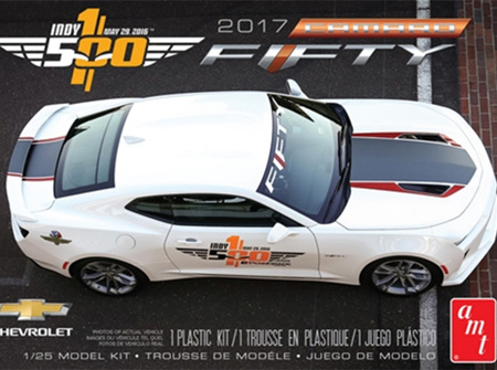 AMT 1/25 2017 Chevy Camaro Pace Car
