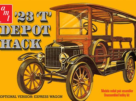 AMT 1/25 23 Ford T Depot Hack (AMT1237)