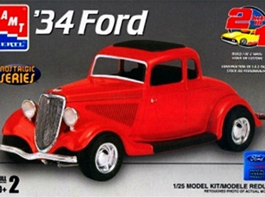 AMT 1/25 34 Ford Street Rod (AMT6686)