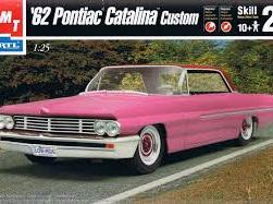 AMT 1/25 62 Pontiac Catalina Custom