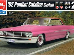 AMT 1/25 62 Pontiac Catalina Custom