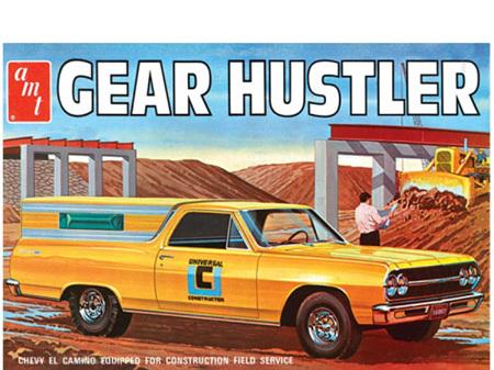 AMT 1/25 65 El Camino Gear Hustler