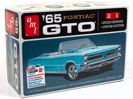 AMT 1/25 65 Pontiac GTO (AMT1191)