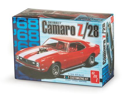 AMT 1/25 68 Camaro Z/28 (AMT868)
