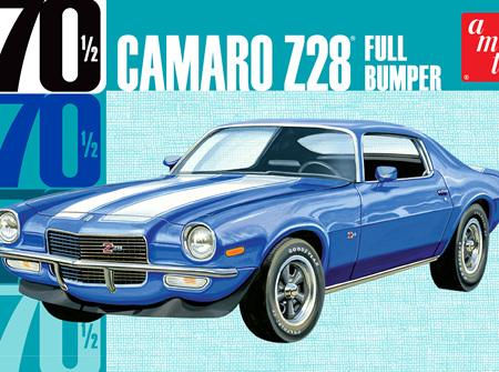 """AMT 1/25 70 Camaro Z28 """"Full Bumper"""" (AMT1155)"""