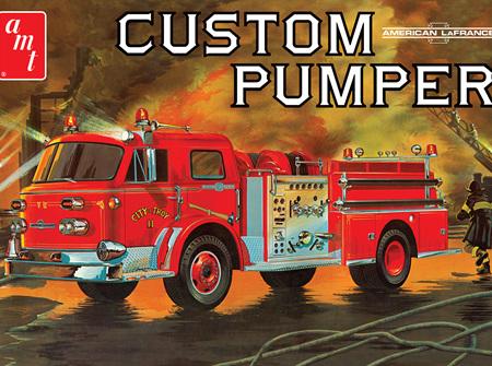 AMT 1/25 American La France Custom Pumper