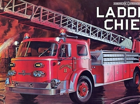 AMT 1/25 American LaFrance Ladder Chief (AMT1204)