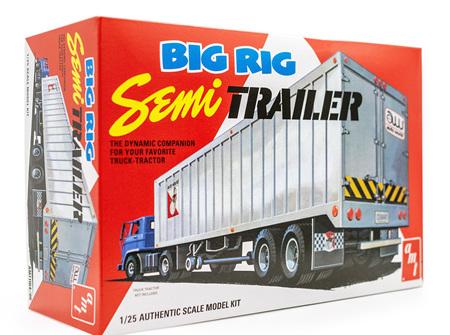 AMT 1/25 Big Rig Semi Trailer (AMT1164)