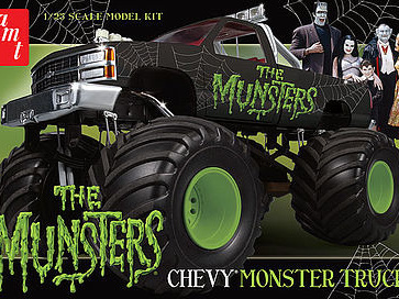 AMT 1/25 Chevy Munster Truck
