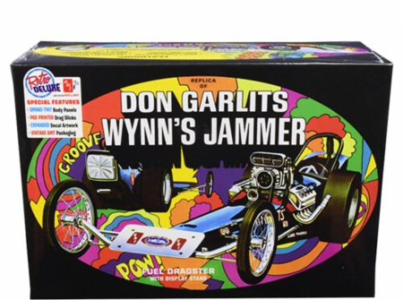 AMT 1/25 Don Garlits Wynn's Jammer (AMT1163)