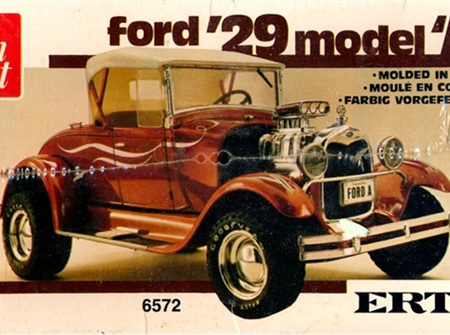 AMT 1/25 Ford 29 Model A (AMT6572)