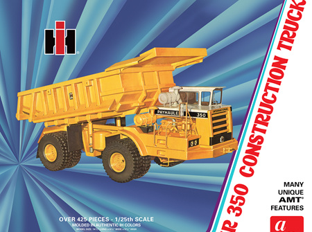 AMT 1/25 International Payhauler 350 Construction Truck (AMT1209)