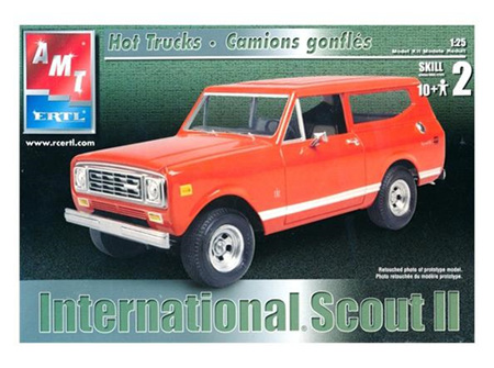 AMT 1/25 International Scout II (AMT38207)