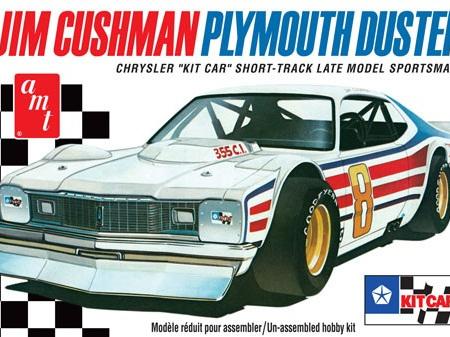AMT 1/25 Jim Cushman's Plymouth Duster Short-Track