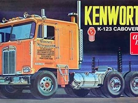 AMT 1/25 KENWORTH K-123 CABOVER