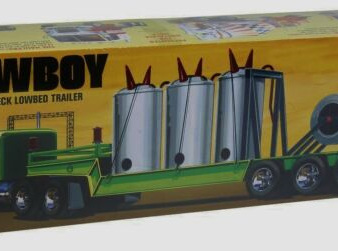 AMT 1/25 Lowboy Trailer (Limited Re-Release)