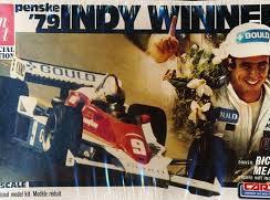 AMT 1/25 Penske 79 Indy Winner