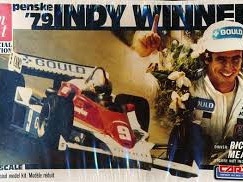AMT 1/25 Penske 79 Indy Winner