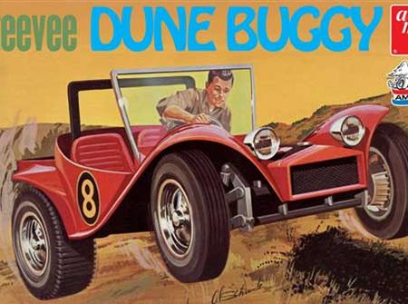 AMT 1/25 teevee Dune Buggy