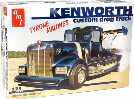AMT 1/25 Tyrone Malone Kenworth Custom Drag Truck (AMT1157)