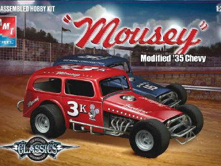 "AMT/DTR 1/25 ""Mousey"" Modified 35 Chevy"