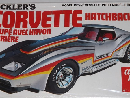 AMT/Matchbox 1/25 Eckler's Corvette Hatchback