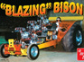 AMT 1/25 Blazing Bison Tractor Puller Racer
