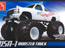 AMT 1/24 USA-1 4x4 Monster Truck
