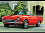 AMT 1/25 1/25 Sunbeam Tiger Sports car