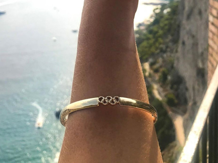 An Event To Remember: Olympian Kayla Imrie's Celebratory Bangle