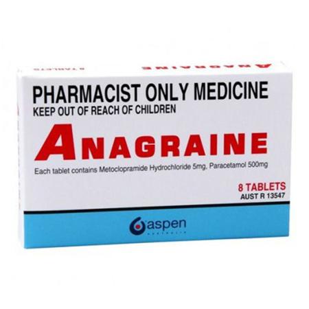 ANAGRAINE 8 S