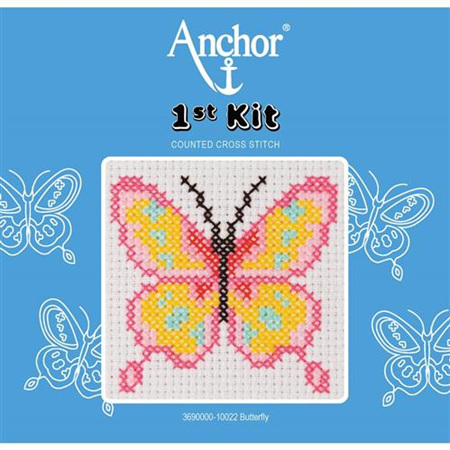 Anchor 1st Kit: Butterfly