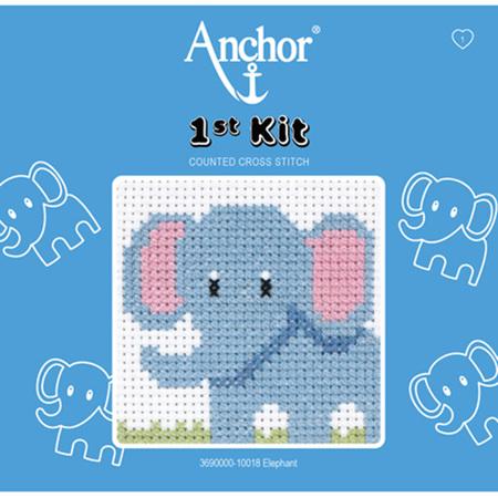 Anchor 1st Kit: Elephant