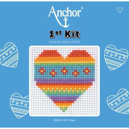 Anchor 1st Kit: Heart