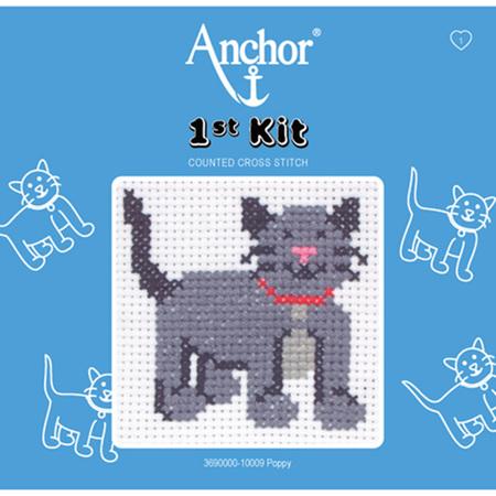 Anchor 1st Kit: Poppy