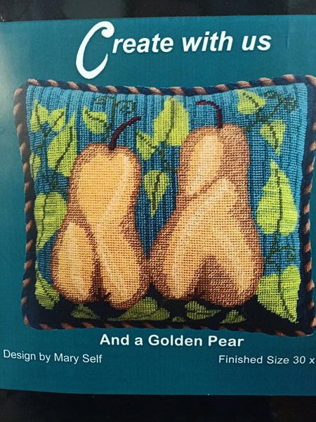 And a Golden Pear by Mary Self